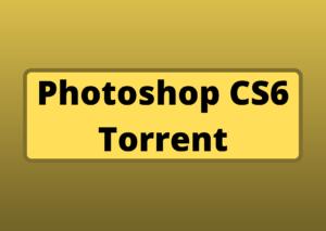photoshop cs6 torrent